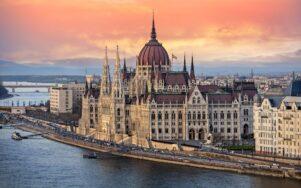 Путеводитель MICHELIN Budapest 2021 - новые звездные рестораны