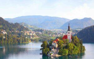 Michelin гид по Словении за 2021 год