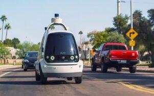 $40 млн в производство роботов-доставщиков от компании Nuro