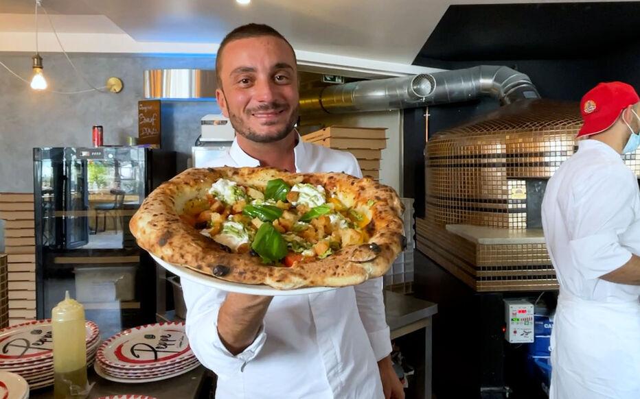 Пеппе Кутраро - лучший пиццайоло в Европе