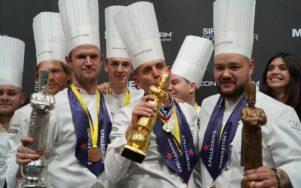 Bocuse d'Or Final 2021: призер команда Франции