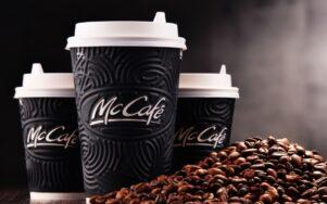 McDonald's закрывает формат кафе McCafe в Украине