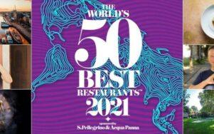 50 лучших ресторанов мира 2021 года