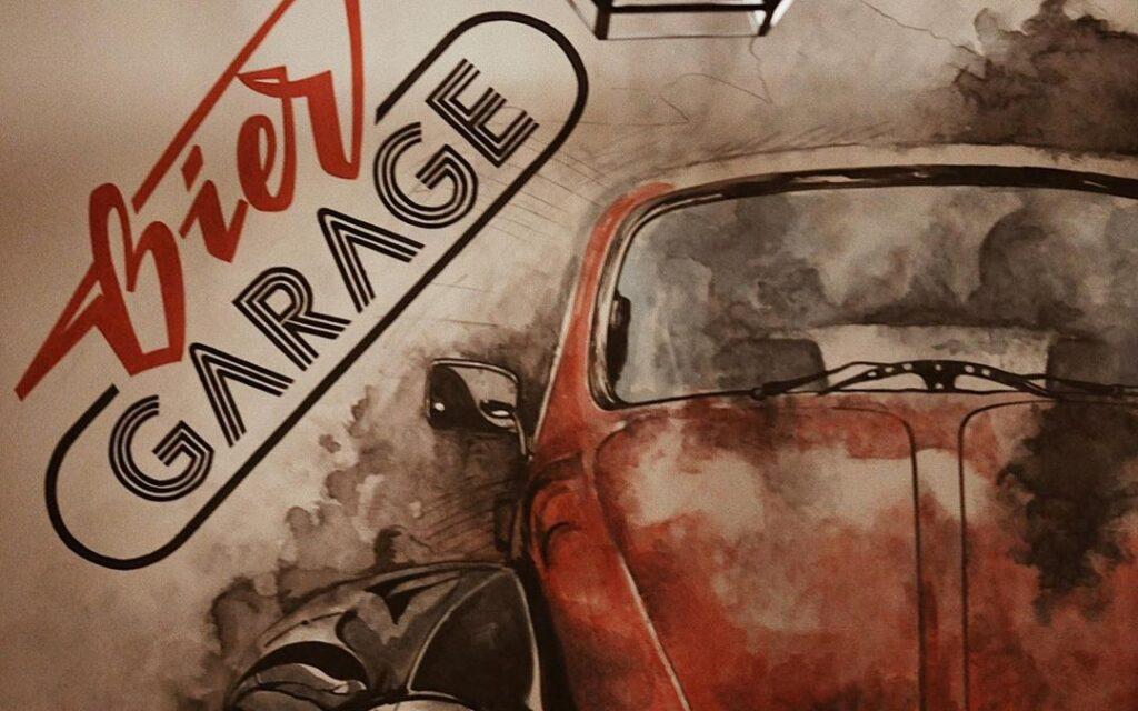 Новая минипивоварня Bier Garage открылась в Тернополе