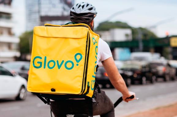Рост заказов Glovo на 10% за счет круглосуточной доставки